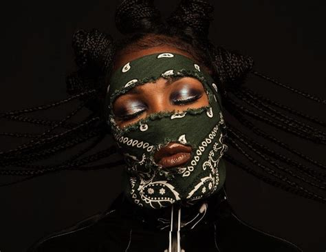 Leikeli47 Releases Music Video For Mirror Freestyles
