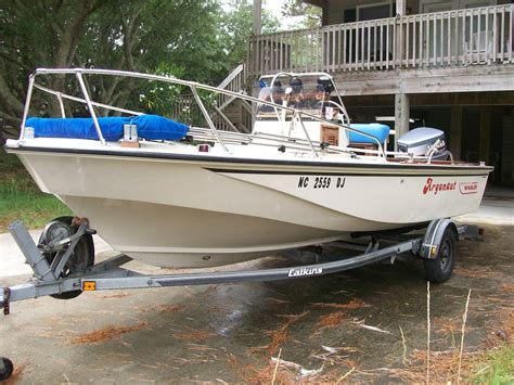 SOLD-1987 Boston Whaler Outrage 18 Classic-SOLD - The Hull