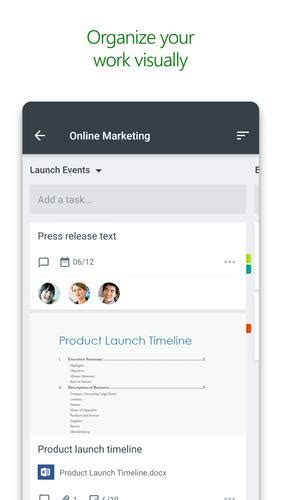 Microsoft Planner for Android - APK Download