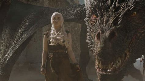 'Game of Thrones': Daenerys Unleashes Her Dragons in Most