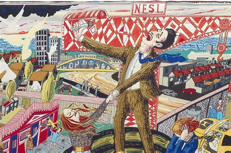 Grayson Perry: The Vanity of Small Differences | AnOther