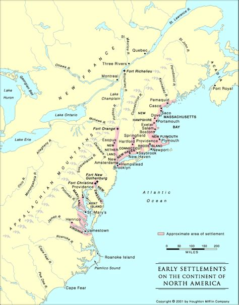 Colonial America, Part 1