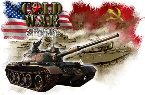Cold War Tanks and Armoured Vehicles