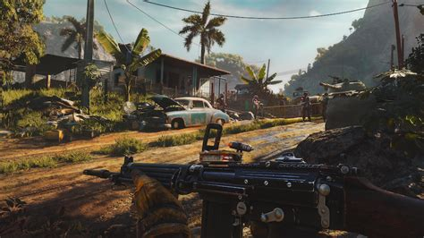 First Far Cry 6 PS5 and PS4 Screenshots Revealed