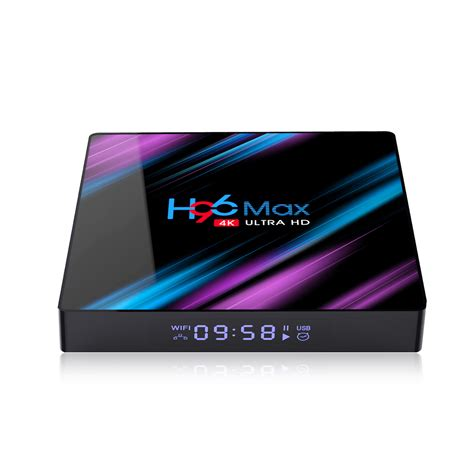 H96 Max RK3318 android TV box | Shenzhen JersTech Limited
