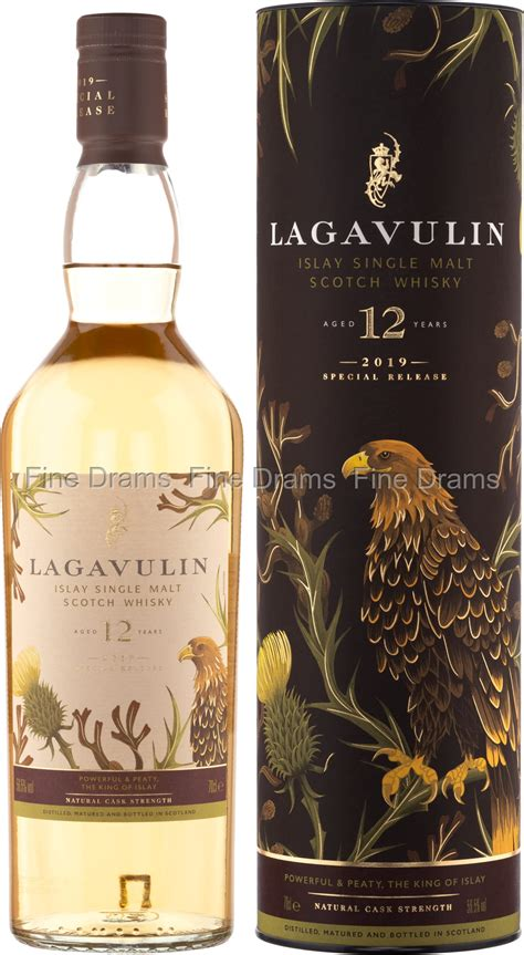 Lagavulin 12 Year Old Cask Strength (2019 Special Release
