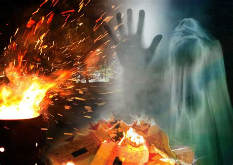 7 Hungry Ghost superstitions you never knew existed