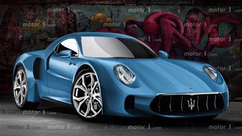 Is This What The Maserati MC20 Will Look Like?