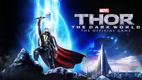 Thor: The Dark World - The Official Game - Universal - HD