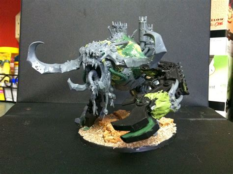 The Mammoth is Ready for Paint: Maulerfiend Conversion