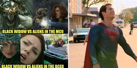 12 Memes Showing how DC is Better than Marvel [DC>Marvel]