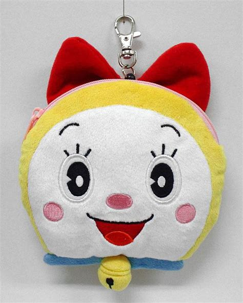 Lifetech foods and cosme: Doraemon freely pass case and