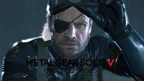 Metal Gear Solid V: Ground Zeroes, Big Boss Wallpapers HD