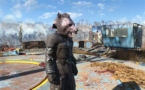 """""""For Immersion"""": Fallout 4 modders are doing important"""
