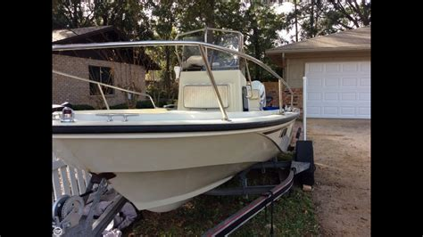 [UNAVAILABLE] Used 1991 Boston Whaler 17 Outrage in