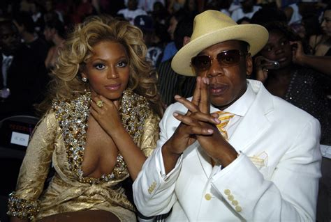 Beyoncé and Jay Z, 2004   Celebrity Couples at the MTV