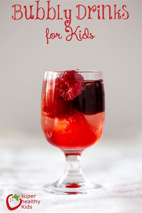 Cherry Cocktail Recipe | Healthy Ideas for Kids