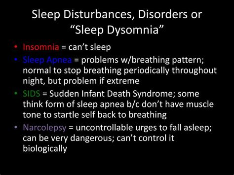 PPT - Effects of Sleep Deprivation PowerPoint Presentation
