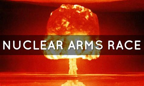 Is There a Nuclear Arms Race Brewing in the Middle East