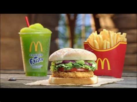 McDonalds Happy Meal Shrek Forever After 2010 Ad - YouTube