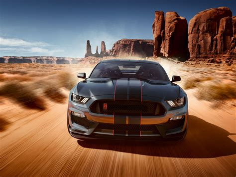 Wallpaper Ford Mustang Shelby GT350, HD, Automotive / Cars