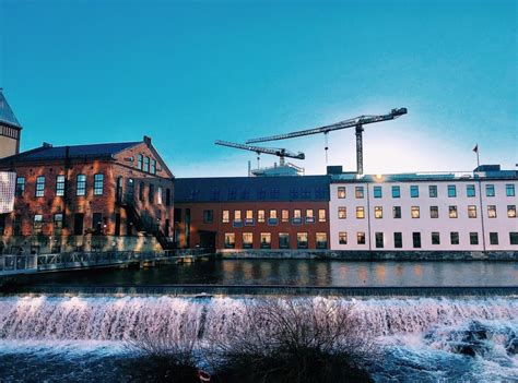 How is life in a small Swedish city, Norrköping? | Study