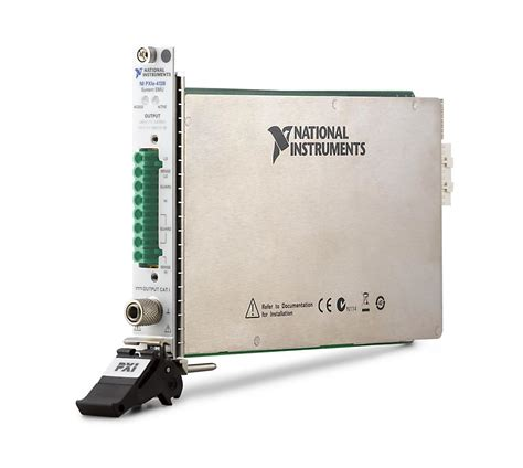 PXIe-4138 - National Instruments