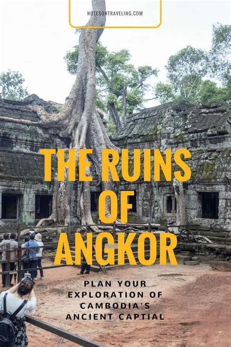 Angkor: A comprehensive list of the sights in Cambodia's