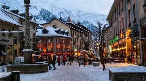 The Best of Chamonix Mount Blanc Annecy | France New Year