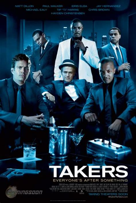 Takers -2010 Archives - ComingSoon