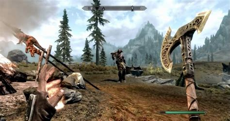 Skyrim Remastered for PS4 and Xbox One   GameGrin
