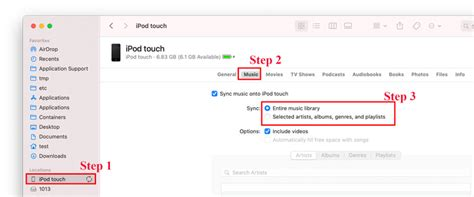 3 Ways to Transfer Music from Mac to iPod With/Without iTunes