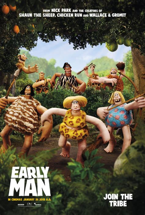 New Character Posters Released for Aardman's New Movie