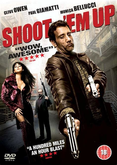 Shoot 'Em Up (2007) (In Hindi) Full Movie Watch Online