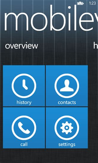 Use your regular VoIP credit on your Windows phone