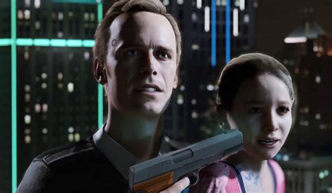 PS4 Exclusive Detroit: Become Human 20x More Complex Than