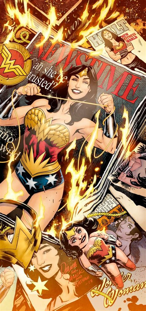 Wonder Woman: Earth One Now Scheduled For August 2018