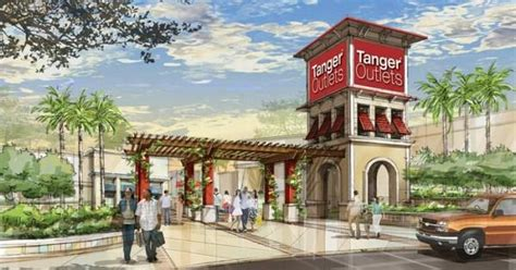 Tanger Outlets in Texas City opens this weekend - Shop Girl
