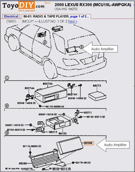 Bluetooth Car Kit For 2000 Rx 300 ? - Page 3 - ClubLexus