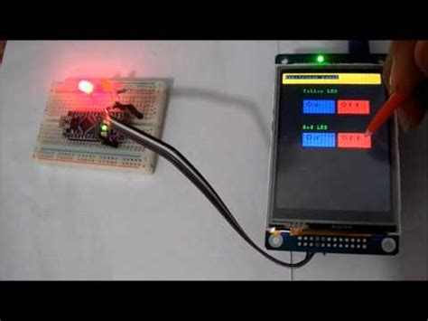 Arduino TFT LCD Touch panel 3