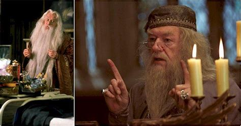 11 Harry Potter Characters That Were Replaced By Different