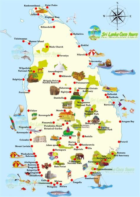 Sri Lanka Travel Guide - Things to do and see in Sri Lanka