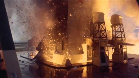"""Saturn V Launch + Two Steps From Hell's """"Protectors of the"""