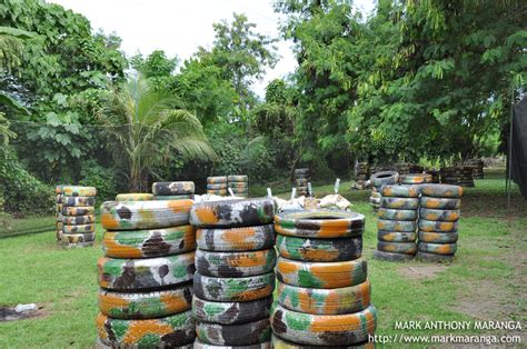 Recall Paintball in Davao | Philippines Tour Guide
