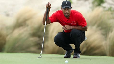 Golf - Tiger Woods, Scotty Cameron and the world's most