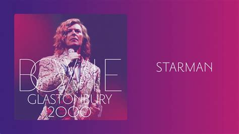 David Bowie - Starman, Live at Glastonbury 2000 (Official