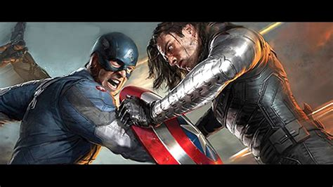 Captain America The Winter Soldier Trailer with Review