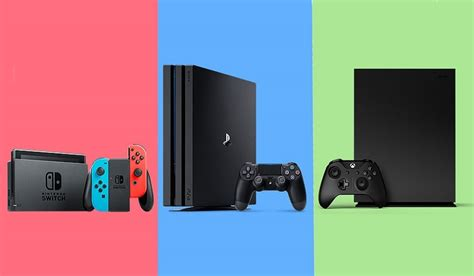 Some New PS4, Xbox One and Nintendo Switch Games Have Just